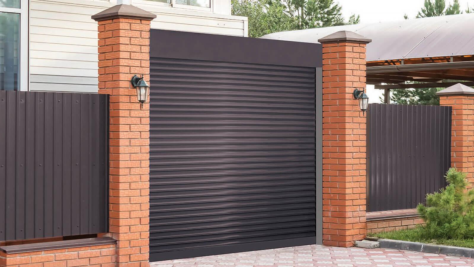 Allura Garage Door
